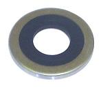 Oljetettning til gimbal lager Alpha/Brav, Erst: 26-88416 fra Mercruiser Drev deler