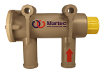 Martec vakuum ventil 16mm. fra Martec Produkter Vakuum ventiler