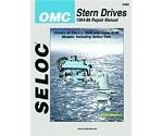 OMC Stern Drives 64-86 fra Verksted håndbøker Verksted Håndbøker