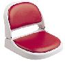 ATTWOOD båtstol, rød fra Båtstoler Båtstoler