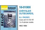 Chrysler Outboard fra Verksted håndbøker Verksted Håndbøker