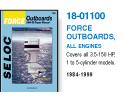Force Outboard fra Verksted håndbøker Verksted Håndbøker
