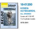 Honda Outboard fra Verksted håndbøker Verksted Håndbøker