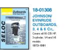 Johnson/Evinrude Outboard fra Verksted håndbøker Verksted Håndbøker