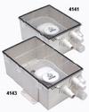 Dusj/Pantry lenser 12v 4143-1 fra Lenseutstyr Lensepumper