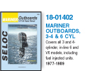 Mariner Outboard fra Verksted håndbøker Verksted Håndbøker