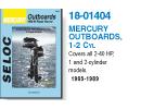 Mercury Outboard fra Verksted håndbøker Verksted Håndbøker