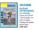 Suzuki Outboard fra Verksted håndbøker Verksted Håndbøker